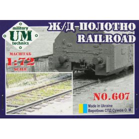 UMmt 607 RAILROAD