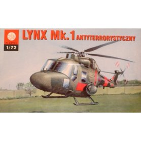 Plastyk S-021 LYNX MK.1 ANTYTERROR