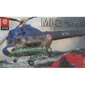 Plastyk 1:72 Mil Mi-2 Hoplite