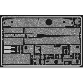 Eduard 1:35 Zimmerit do Sturmgeschutz StuG.III Ausf.G dla Tamiya 35197