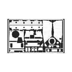Eduard 1:35 Zimmerit do Sd.Kfz.166 Brummbar dla Tamiya