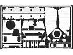 Zimmerit Sd.Kfz.166 Brummbär TAMIYA