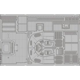 BR 86 interior TRUMPETER
