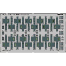 LVT-4 Cal. 0.30 boxes colour AFV CLUB