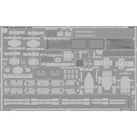 USS Arizona 1941 1/350 HOBBY BOSS
