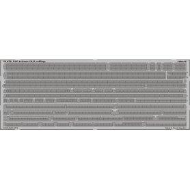 Eduard 1:350 USS Arizona 1941 railings dla Hobby Boss