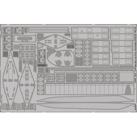 German Submarine Type IX C/40 hull pt. 2  REVELL 05133