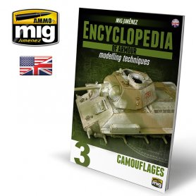 Encyclopedia of Armour Vol. 3 Camouflages (English)