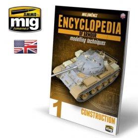 Encyclopedia of Armour Vol. 1 Construction (English)