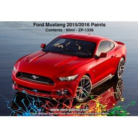 Farba Zero Paints 1339 2015 Ford Mustang 60ml