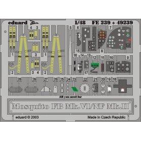 Mosquito FB Mk.VI/NF Mk.II TAMIYA