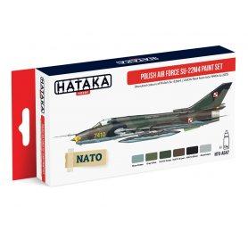 Hataka Polish Air Force Su-22m4 Zestaw farb
