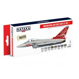 Hataka HKTAS52 Modern Royal Air Force vol.1