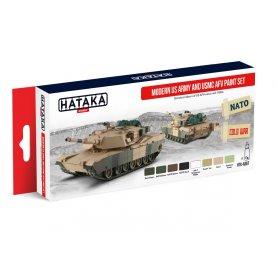 Hataka HTKA67 Modern US Army & USMC AFV Set