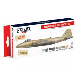 Hataka Modern Royal Air Force Zestaw farb 2