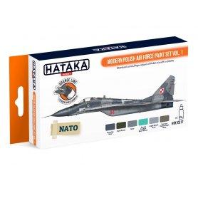 Hataka HTK-CS17 Modern Polish Force vol.1