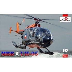 Amodel 1:72 72316 BO-105 Chilean Air Force