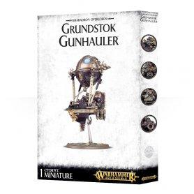 Kharadron Overlords Grunstok Gunhauler