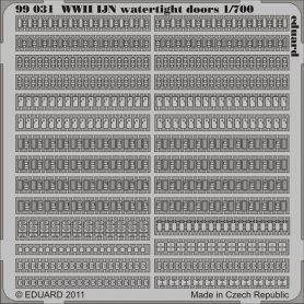 Eduard 1:700 WWII IJN watertight doors  1/700