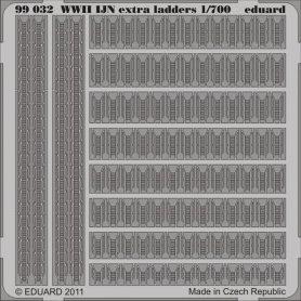 Eduard 1:700 WWII IJN extra ladders  1/700