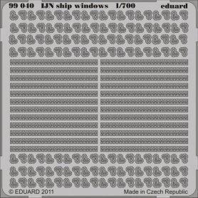 Eduard 1:700 IJN ship windows 1/700