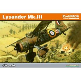 Eduard 8290 Lysander Mk.III