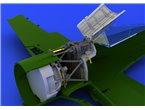 Fw 190A-8 MG 131 mount Eduard