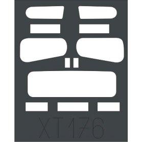 GTK Boxer windows  1/35 REVELL