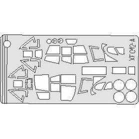 Me 410  MONOGRAM