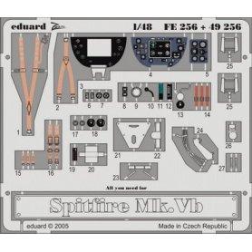 EDUARD FE256 SPITFIRE VB - TAMIYA