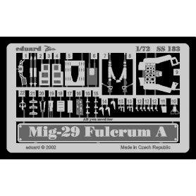 Eduard SS183 Mig-29A Fulcrum - Italeri