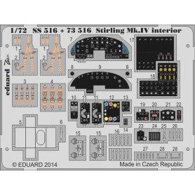 Stirling Mk.IV interior S.A. Italeri  1350