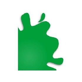 Mr.Color C175 Fluorescent Green SATIN / 10ml