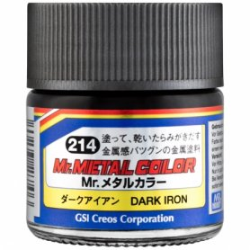 MR.METAL COLOR MC214 DARK IRON