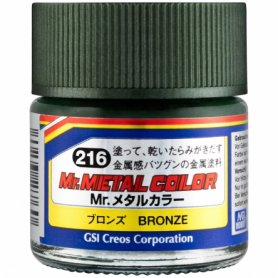 MR.METAL COLOR MC216 BRONZE