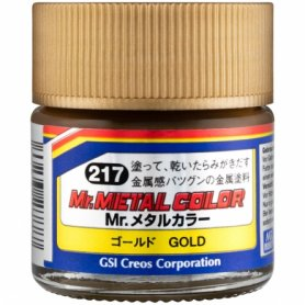 MR.METAL COLOR CM217 GOLD