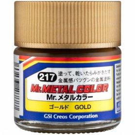 MR.METAL COLOR CM217 GOLD