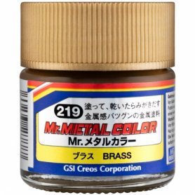 Mr.Metal MC-219 Brass - METALICZNY - 10ml