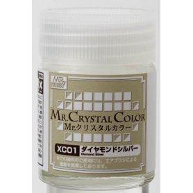 MR.CRYSTAL COLOR XC01 DIAMOND SILV.