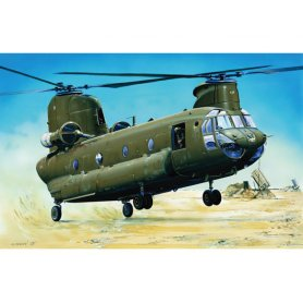 Trumpeter 01622 Ch-47 D Chinook1/72
