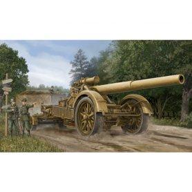 Trumpeter 1:35 German 21 cm Morser 18