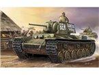 TRUMPETER 00356 KV-1 1941 1/35