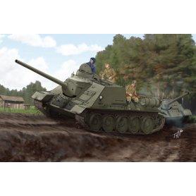 TRUMPETER 1:16 00915 SU-100 TANK DESTROYER