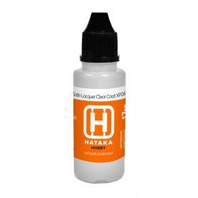 Hataka HTK-XP08 Satin Lacquer Clear 17 ml
