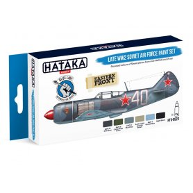 Hataka HTK-BS20 Late WWII Soviet Air Force set