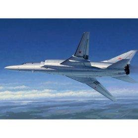 TRUMPETER 1:72 01655 TU-22M2 BACKFIRE B STRATEGIC BOMBER
