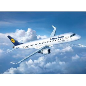Revell 03937 1/144 Embraer 190 Lufthanza