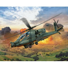 Revell 64985 Model Set 1/100 AH-64A Apache