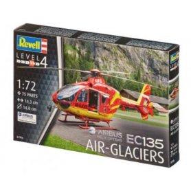 Revell 64986 Model Set 1/72 EC 135 Air-Glaciers