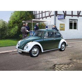 """Revell 67035 Model Set 1/24 VW Beetle """"Police"""""""